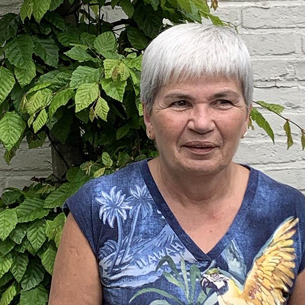 Anja van Proosdij